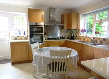Thumbnail 4 bed detached house for sale in Bockenem Close, Thornbury, Bristol