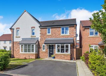 Thumbnail 3 bed semi-detached house for sale in Dee Avenue, Holmes Chapel, Crewe
