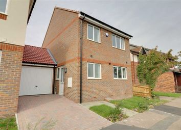 Thumbnail 3 bedroom link-detached house for sale in Hogg Lane, Grays