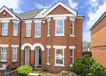 Thumbnail 3 bed semi-detached house for sale in Tatnam Road, Heckford Park, Poole