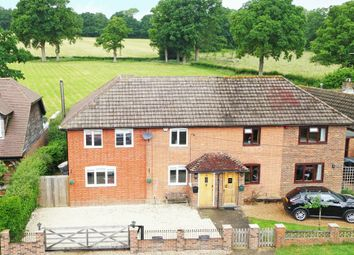 Thumbnail 3 bed semi-detached house for sale in Nuthurst Road, Monks Gate, Horsham
