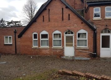 Thumbnail 2 bed flat to rent in Stratford House, Bodenham Road, Hereford