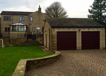 Thumbnail 5 bedroom link-detached house for sale in Stannary, Stainland, Halifax, West Yorkshire