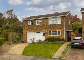 Thumbnail 4 bed detached house for sale in Rose Bushes, Epsom