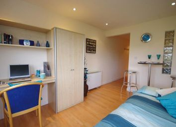 Thumbnail 1 bed flat to rent in Central Park Avenue, Mutley, Plymouth