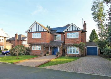 Thumbnail 4 bed detached house for sale in Langham Close, Bromley