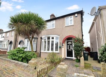 Thumbnail 3 bedroom semi-detached house for sale in Sussex Road, Dartford, Kent