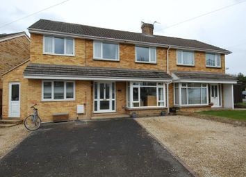 Thumbnail 5 bed semi-detached house for sale in Green Road, Kidlington