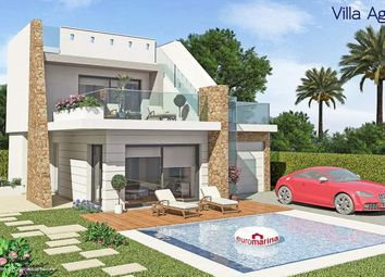 Thumbnail 3 bed villa for sale in Los Alcazares, Alicante, Spain