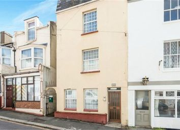 Thumbnail 2 bed maisonette for sale in Tower Road, St Leonards-On-Sea, East Sussex
