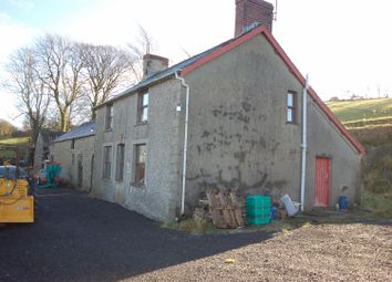 Thumbnail 3 bed farm for sale in Pisgah, Aberystwyth