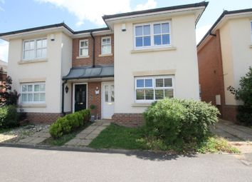 Thumbnail 3 bed semi-detached house to rent in Kings Gate, Addlestone