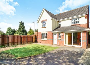 Thumbnail 4 bed detached house for sale in Jasmine Way, Hilperton, Trowbridge