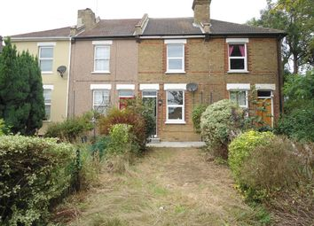 Thumbnail 2 bed terraced house to rent in Swanley Lane, Swanley