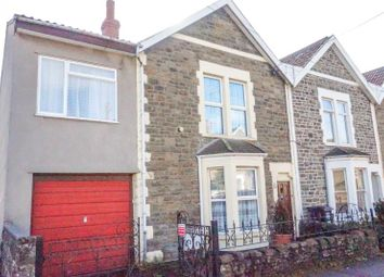 Thumbnail 4 bedroom terraced house for sale in Griffin Road, Clevedon