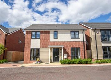 Thumbnail 4 bed detached house for sale in Bridget Gardens, Newcastle Upon Tyne, Tyne And Wear