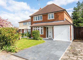4 bed detached house for sale in Claremont Close, Hersham, Walton-On-Thames KT12