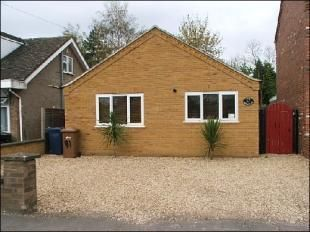 Thumbnail 2 bed bungalow to rent in Main Road, Friday Bridge, Wisbech