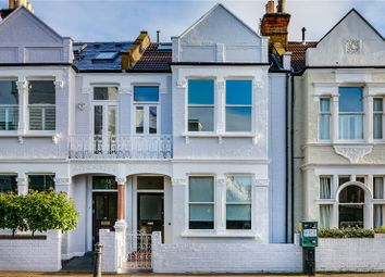 Thumbnail 4 bed terraced house to rent in Munster Road, Fulham, London