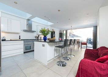 Thumbnail 5 bed terraced house for sale in Wroughton Road, Battersea, London
