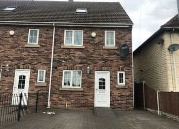 Thumbnail 3 bed detached house to rent in Beech Road, Armthorpe, Doncaster