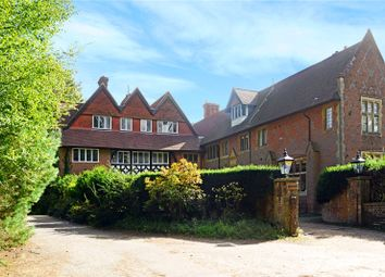 Thumbnail 6 bed semi-detached house for sale in Keffolds, Bunch Lane, Haslemere, Surrey