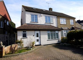 Thumbnail 4 bed semi-detached house to rent in Millcrest Road, Goffs Oak, Waltham Cross