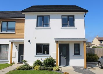 Thumbnail 3 bed semi-detached house to rent in Cronk View Crescent, Port Erin, Isle Of Man