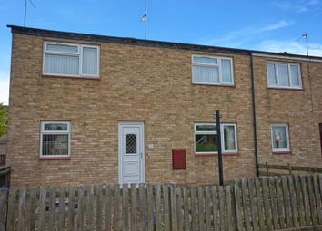 Thumbnail 2 bedroom end terrace house for sale in Reigate Close, Hull