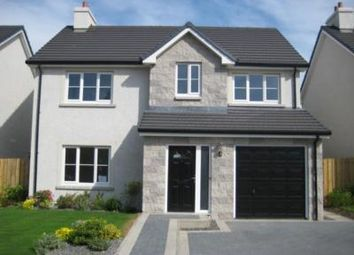 Thumbnail 4 bedroom detached house to rent in Deeside Lane, Deeside Braes