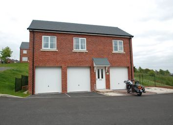 Thumbnail 2 bed flat for sale in Victoria Close, Blackburn