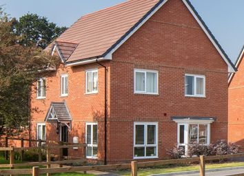 "Thumbnail 4 bedroom detached house for sale in ""Cornell"" at Hyde End Road, Spencers Wood, Reading"