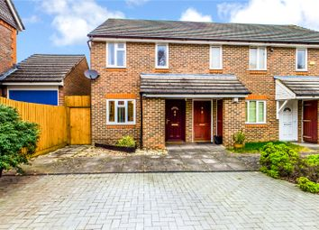 2 bed end terrace house for sale in Woodcock Court, Three Mile Cross, Reading, Berkshire RG7