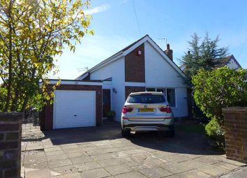 Thumbnail 4 bed detached bungalow for sale in Calder Avenue, Thornton-Cleveleys