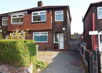 Hart Road, Manchester, Greater Manchester, Uk M14. 3 bed semi-detached house