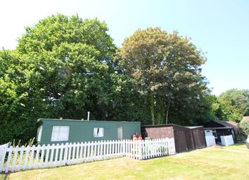 Thumbnail 2 bed mobile/park home to rent in Wickham Road, Curdridge, Southampton