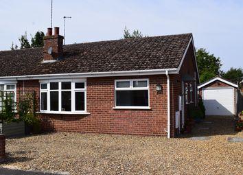 Thumbnail 2 bed detached bungalow for sale in Nene Meadows, Sutton Bridge