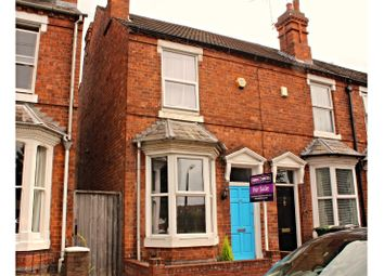 Thumbnail 3 bed end terrace house for sale in Crescent Road, Kidderminster