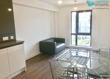 Thumbnail 1 bed flat to rent in The Drapery, Fabrick Square, 1 Lombard Street, Digbeth