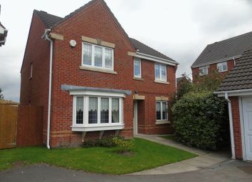 Thumbnail 4 bed detached house for sale in Horsey Mere Gardens, St. Helens