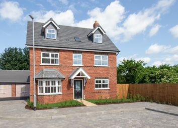 Thumbnail 5 bed detached house for sale in Plot 18, The Larch, The Orchards