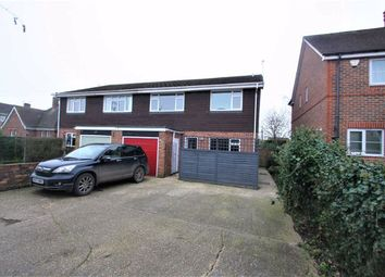 Thumbnail 4 bed semi-detached house to rent in Station Road, Thatcham