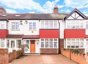 Thumbnail 4 bed terraced house for sale in Church Hill Road, North Cheam, Sutton
