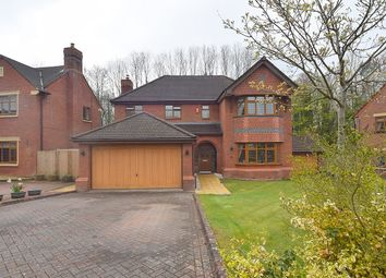Thumbnail 4 bedroom detached house for sale in The Manor, Llantarnam, Cwmbran, Torfaen