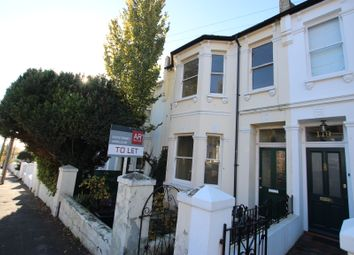 Thumbnail 3 bed terraced house to rent in Chester Terrace, Brighton