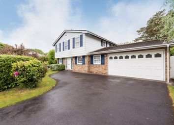 Thumbnail 4 bed detached house to rent in Deep Acres, Amersham, Buckinghamshire
