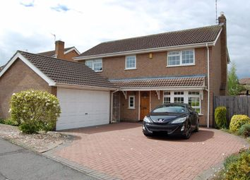 Thumbnail 4 bedroom detached house to rent in Wentworth Way, Edwalton, Nottingham