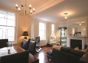 Thumbnail 3 bed flat to rent in Auriol Mansions, Edith Road, London