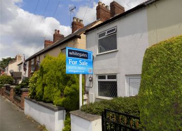 Thumbnail 2 bed end terrace house for sale in Ilkeston Road, Heanor, Derbyshire