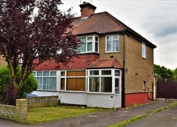 Thumbnail 3 bed semi-detached house to rent in Cains Lane, Feltham